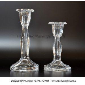 stiklines-zvakides-vienos-sakos