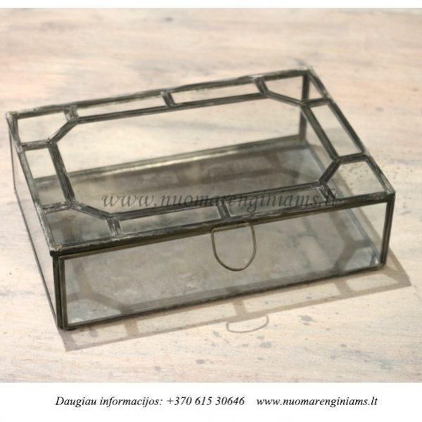 116-stikline-dezute-metaliniu-remu