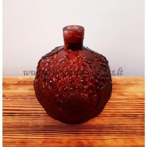 135-raudonas-dekoratyvinis-butelys
